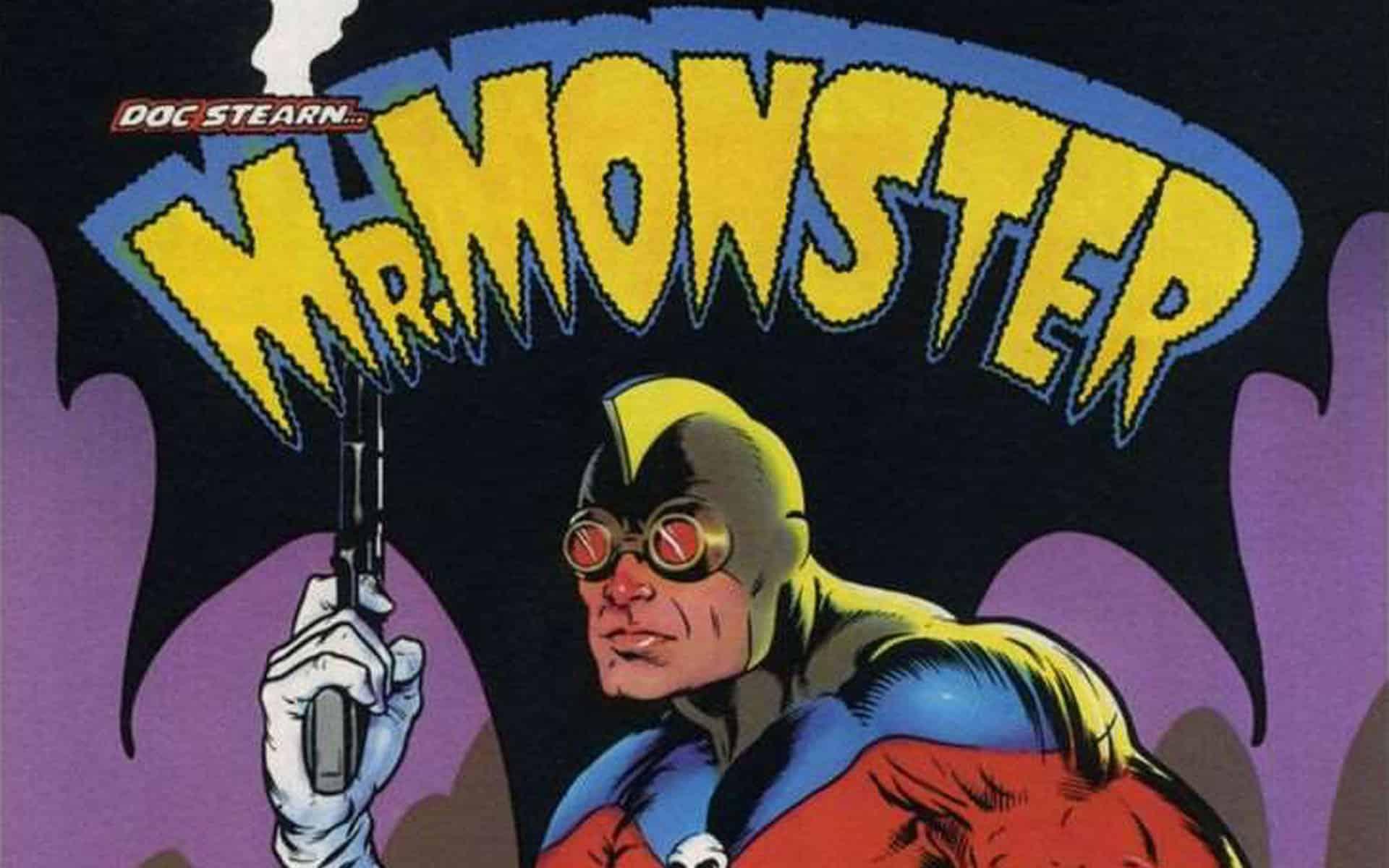 Mr Monster by Amplitude Films